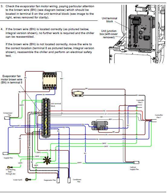 wiring diagram for an evaporator fan motor pegasus prep and pizza evaporator fan wiring  pegasus prep and pizza evaporator fan